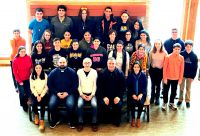 ACYOA Junior retreat Lent 2018 group picture