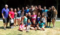 Hye Camp 2014 Palos Heights group photo