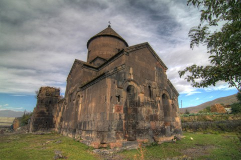 The Church, and the Armenian Church