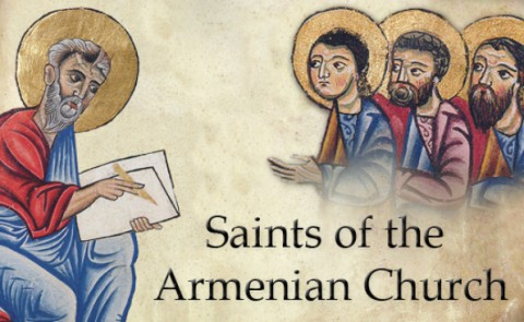 List of Armenian Saints
