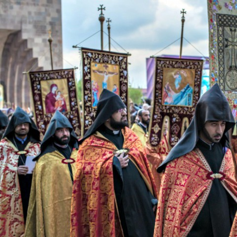 Is the Armenian Church Against Homosexuality?